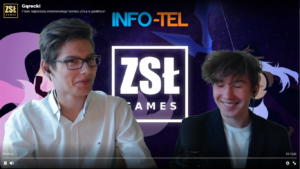 komentatorzy turnieju league of legend Info -tel